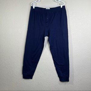 Men's Knit Jogger Pajama Pants - Goodfellow & Co S